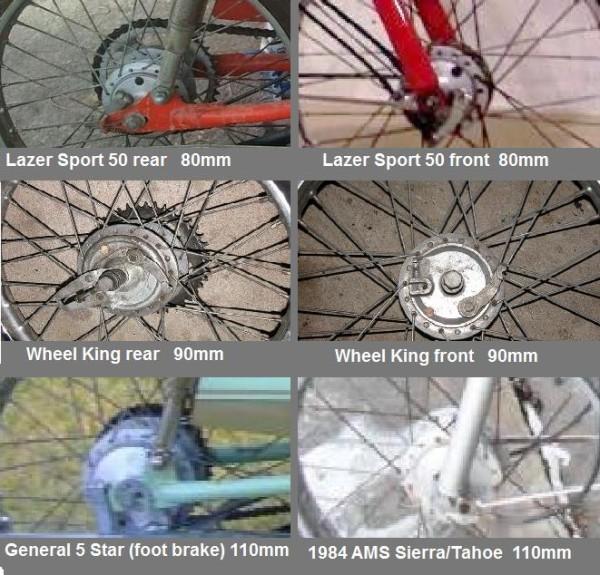 Taiwan wheels comparison