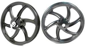 Tomos Streetmate-R wheels