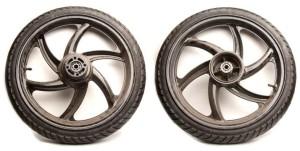 Tomos ZCW wheels