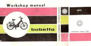 1972 Babetta Service Manual
