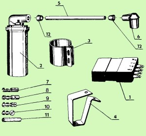 Jawa 207 Parts Diagram 17a
