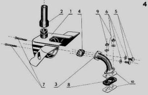 Jawa 207 parts 4