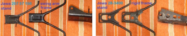 Jawa Center Stands