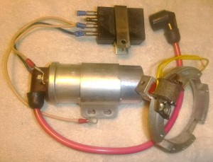Jawa Ignition Upgrade Kit