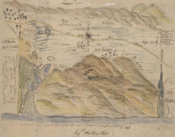 1841 Sitio de San Joaquin