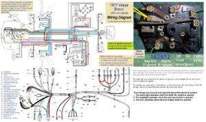 vespa bravo wiring diagram block and schematic diagrams u2022 rh lazysupply co