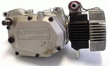 Gyromat With Type Iron Cylinder on Morini Engine « Myrons Mopeds