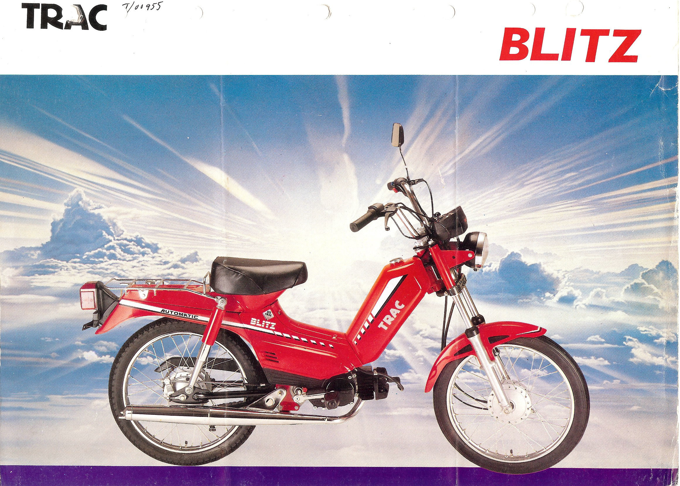 Trac Parts Myrons Mopeds Linhai Scooter Wiring Diagram 06 Blitz